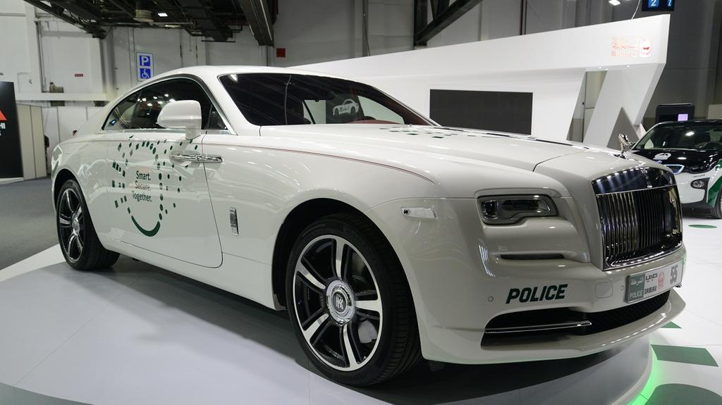 Dubai Police Indulge Need for Speed